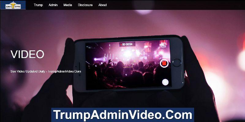 Trump Admin Video