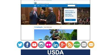 USDA Website