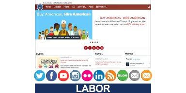 Labor Website