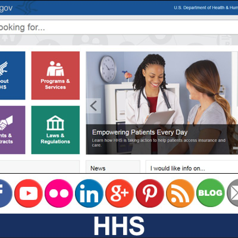 HHS Website