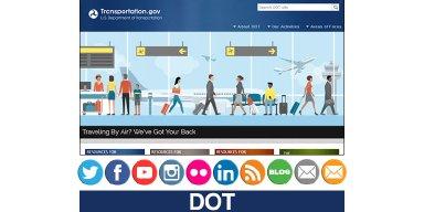 DOT Website