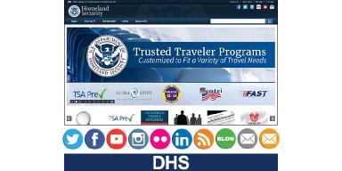 DHS Website