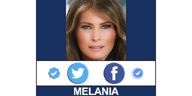 Melania Social